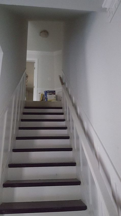 q how do i build a new set of steps open a 2 foot space between steps