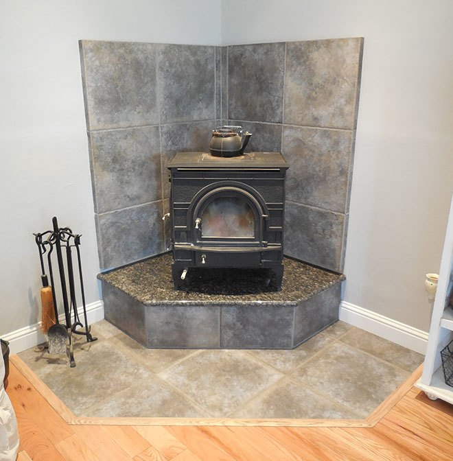 corner fireplace mantel makeover, fireplaces mantels