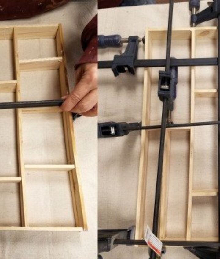 diy wooden drawer organizer, organizing