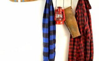 Diy Board And Batten Coat Rack Wall Hometalk