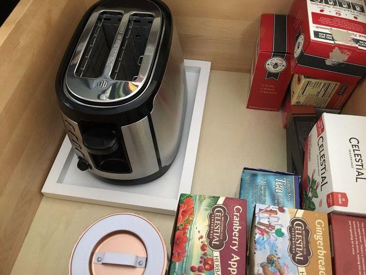 toaster crumb catcher