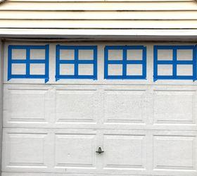 Awesome Garage Door Makeover, Doors, Garage Doors, Garages