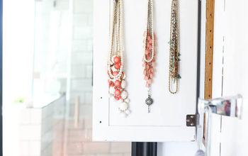 Turn Your Medicine Cabinet Into a Jewelry Display