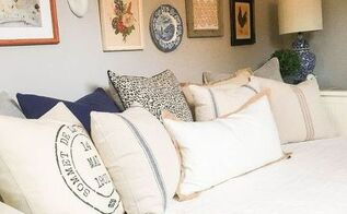 guest bedroom makeover reveal, bedroom ideas