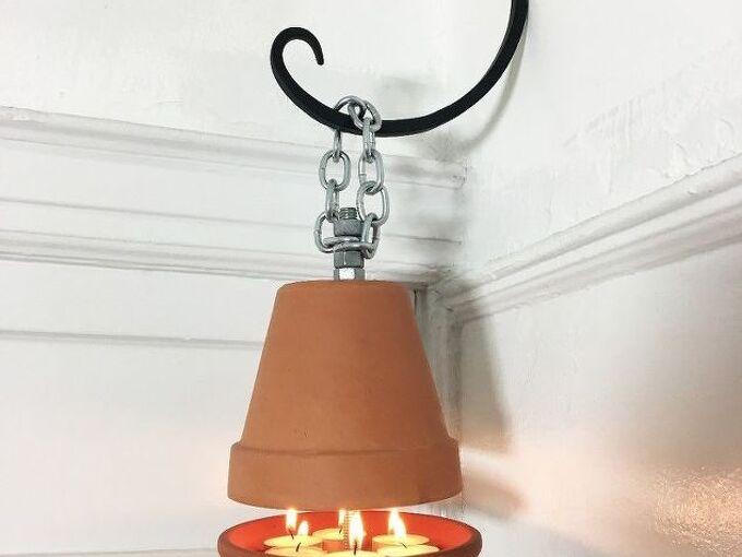 terracotta space heater, hvac