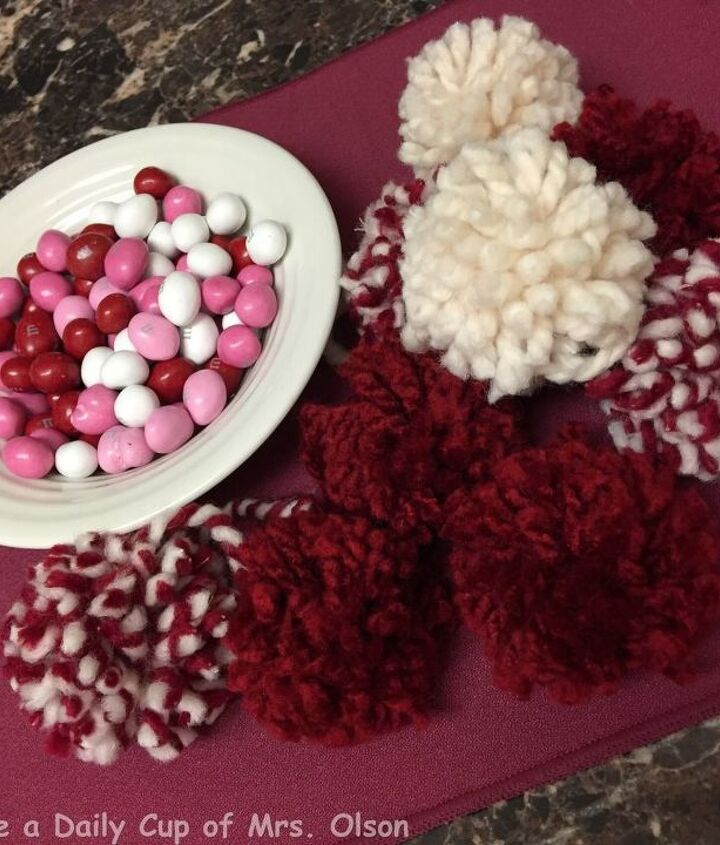 three cheers for pom poms