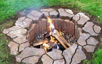15 Easy and Fun DIY Fire Pit Ideas
