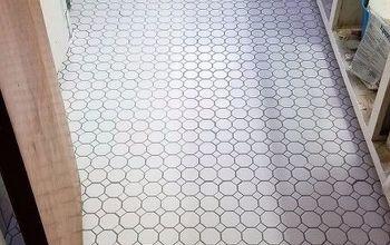 My $300 DIY Floor Makeover