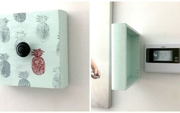 decorative thermostat cover