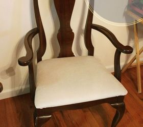 how to reupholster dining chair seats how to reupholster & Turn Upholstered Dining Chair Seats Into Wood | Hometalk