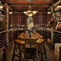 e million dollar monday if i had a million i d diy a wine room