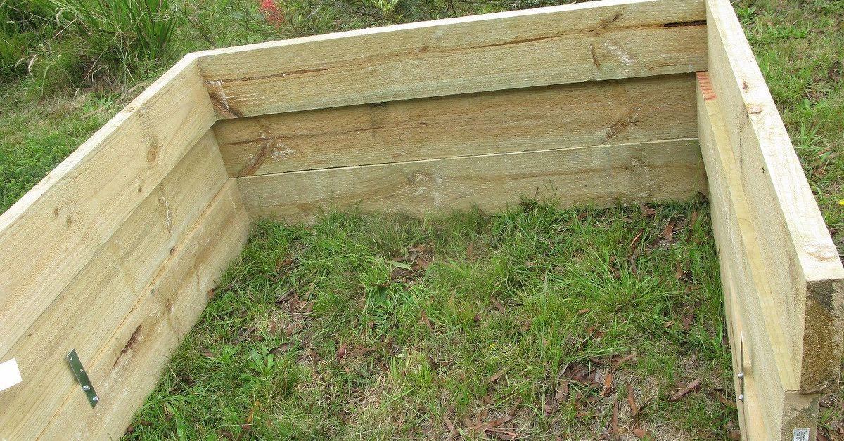 Timber Garden Stairs Steps Hometalk