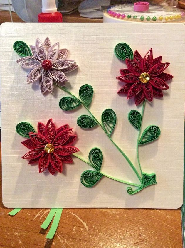 Marvelous Paper Quilling Greeting Cards Hometalk Personalised Birthday Cards Cominlily Jamesorg