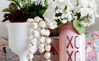 valentine mason jar, mason jars, seasonal holiday decor, valentines day ideas
