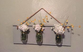 shelf repurposed, shelving ideas, Finished