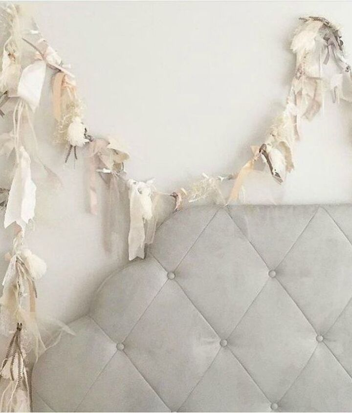 s 14 amazing fairy light ideas we re definitely going to copy, This dreamy boho inspired garland