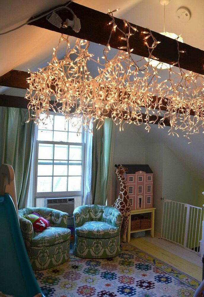 14 Amazing Fairy Light Ideas We Re Definitely Going To