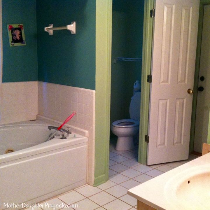 Age In Place Bathroom Ideas Before