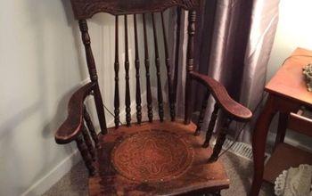 Rocking Chair Salvage