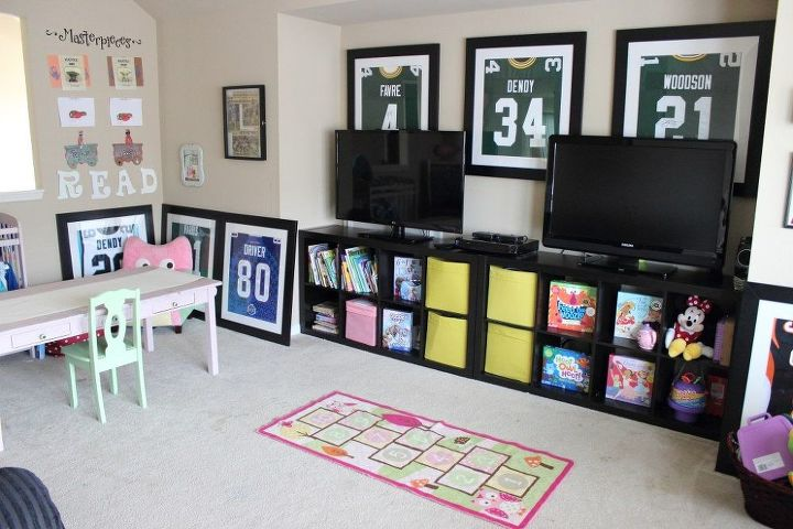 man cave play room organization featured by peter walsh oprah s org, entertainment rec rooms, organizing
