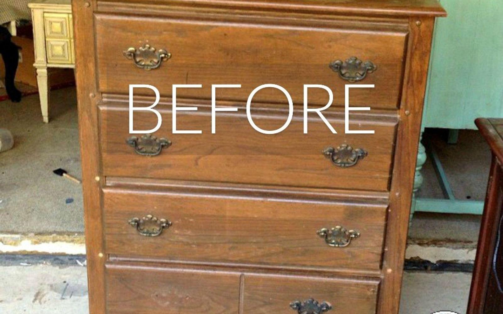 Old Wood Dresser ~ BestDressers 2019
