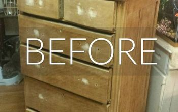 Stop Everything! These Dresser Makeovers Look AH-mazing!