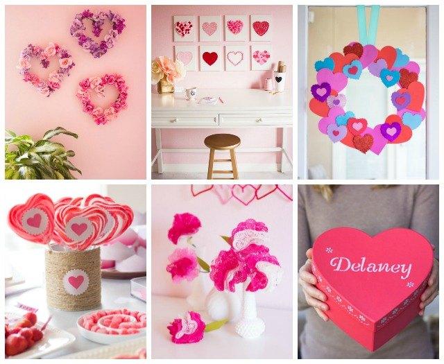 doily stamped valentine s day tea towels, bathroom ideas, seasonal holiday decor, valentines day ideas