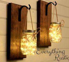Mason Jar Sconce Beautiful Mason Jar Decor Mason Jar Lights