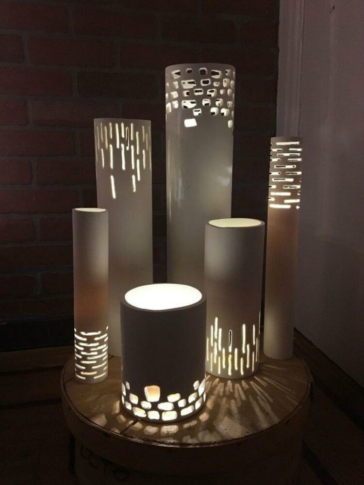 These are the coolest pvc pipe ideas we 39 ve ever seen Home interior sconces