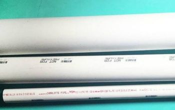 s why everyone is grabbing pvc pipes for their home decor, home decor, plumbing