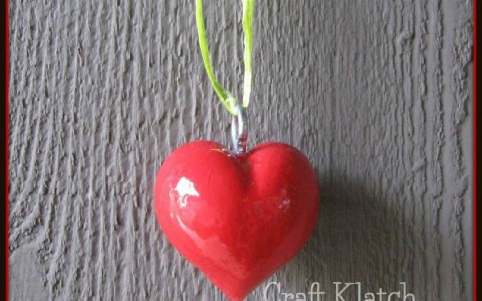s 20 heartfelt valentine s day gifts for under 20, seasonal holiday decor, valentines day ideas, Place a secret note into salt clay hearts