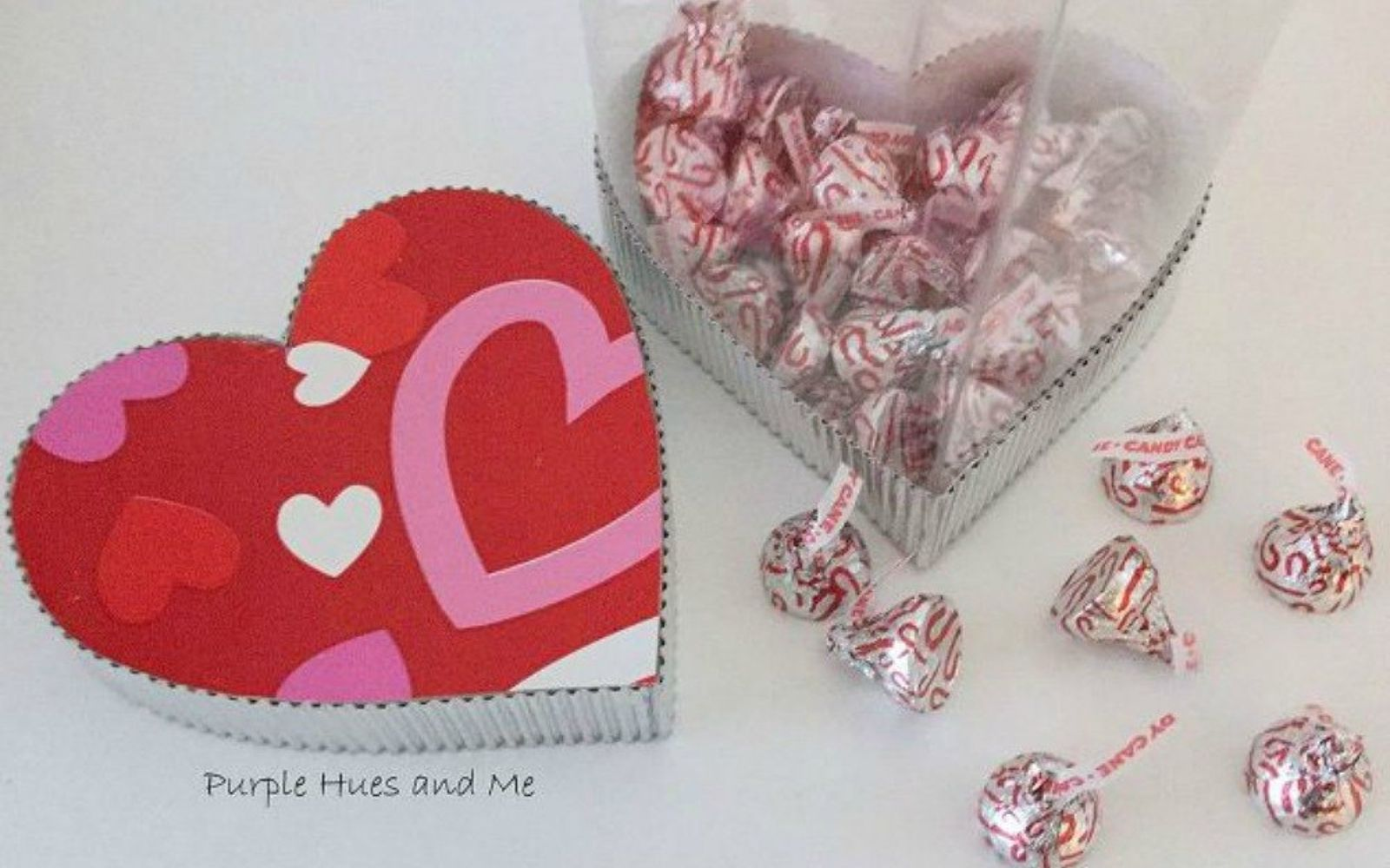 s 20 heartfelt valentine s day gifts for under 20, seasonal holiday decor, valentines day ideas, Turn a soda bottle into a heart gift box