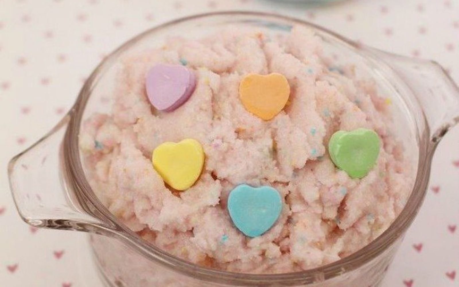 s 20 heartfelt valentine s day gifts for under 20, seasonal holiday decor, valentines day ideas, Or make a colorful sugar scrub