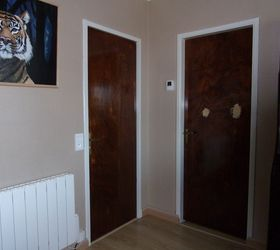 from dark doors to light doors with paper doors & From Dark Doors to Light Doors With Paper. | Hometalk