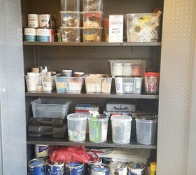 how to organize your storage pantry when it s a nightmare mess closet how to & How To Organize Your Storage Pantry When Itu0027s A Nightmare Mess ...