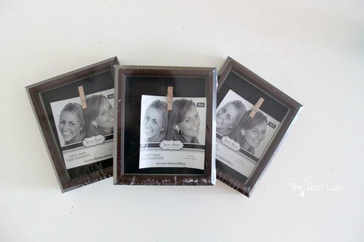 Updating Dollar Store Frames With Paint | Hometalk