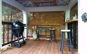 From Hot Tub to Outdoor Kitchen.