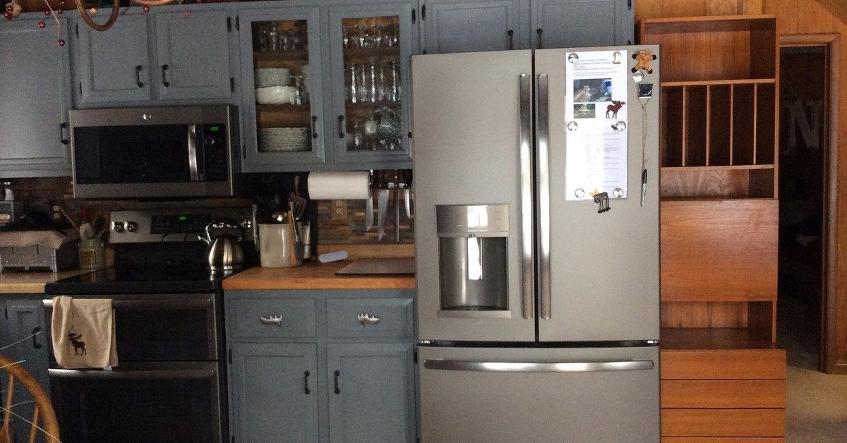 i want to paint my kitchen cabinets what color should i paint this teak cabinet hometalk 17464