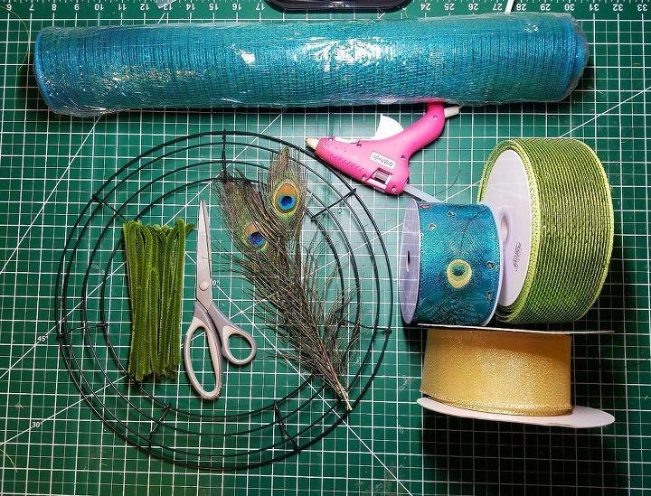 Craft Supplies Deco Mesh