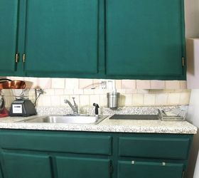Renter\'s Cabinet Cover Up - Brighten up Your Kitchen ...