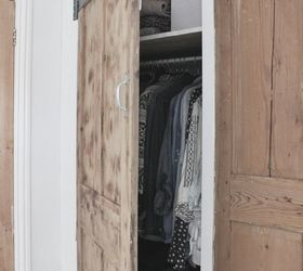 wardrobe with reclaimed doors closet doors & Wardrobe With Reclaimed Doors | Hometalk pezcame.com