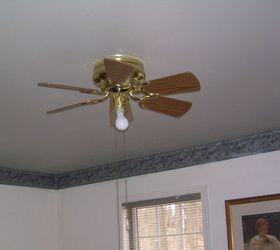 How do I make a ceiling fan light cover Hometalk