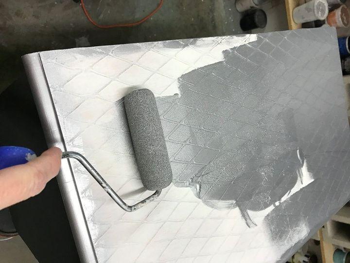 Modern Masters Metallic Silver Paint