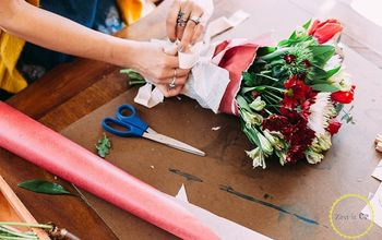 How to Make Your Own Homemade Bouquet