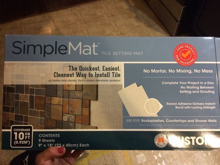 Diy Penny Wall Stove Backsplash Hometalk