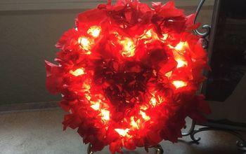 Easy Light up Heart