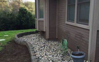 How to Build a Retaining Wall Border