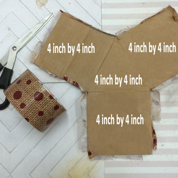Dimensions of Handmade Mold!