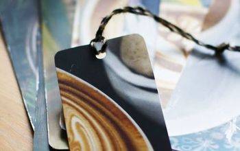 How to Repurpose Old Calendars Into Bookmarks
