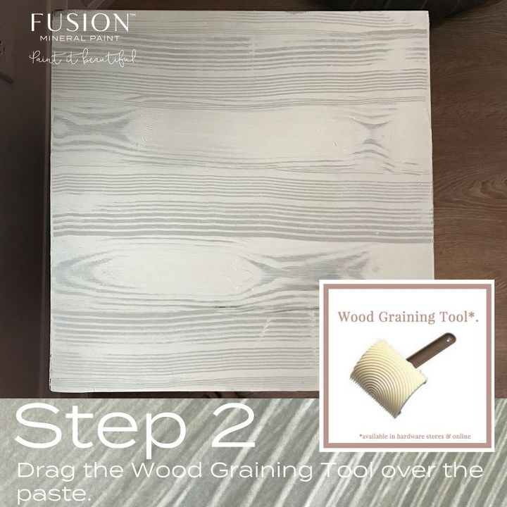 Use the Wood grainer to Create Texture.